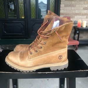 With My Timberland Boots